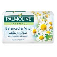 Palmolive Naturals Bar Soap Balanced and Mild with Chamomile and Vitamin E 170g