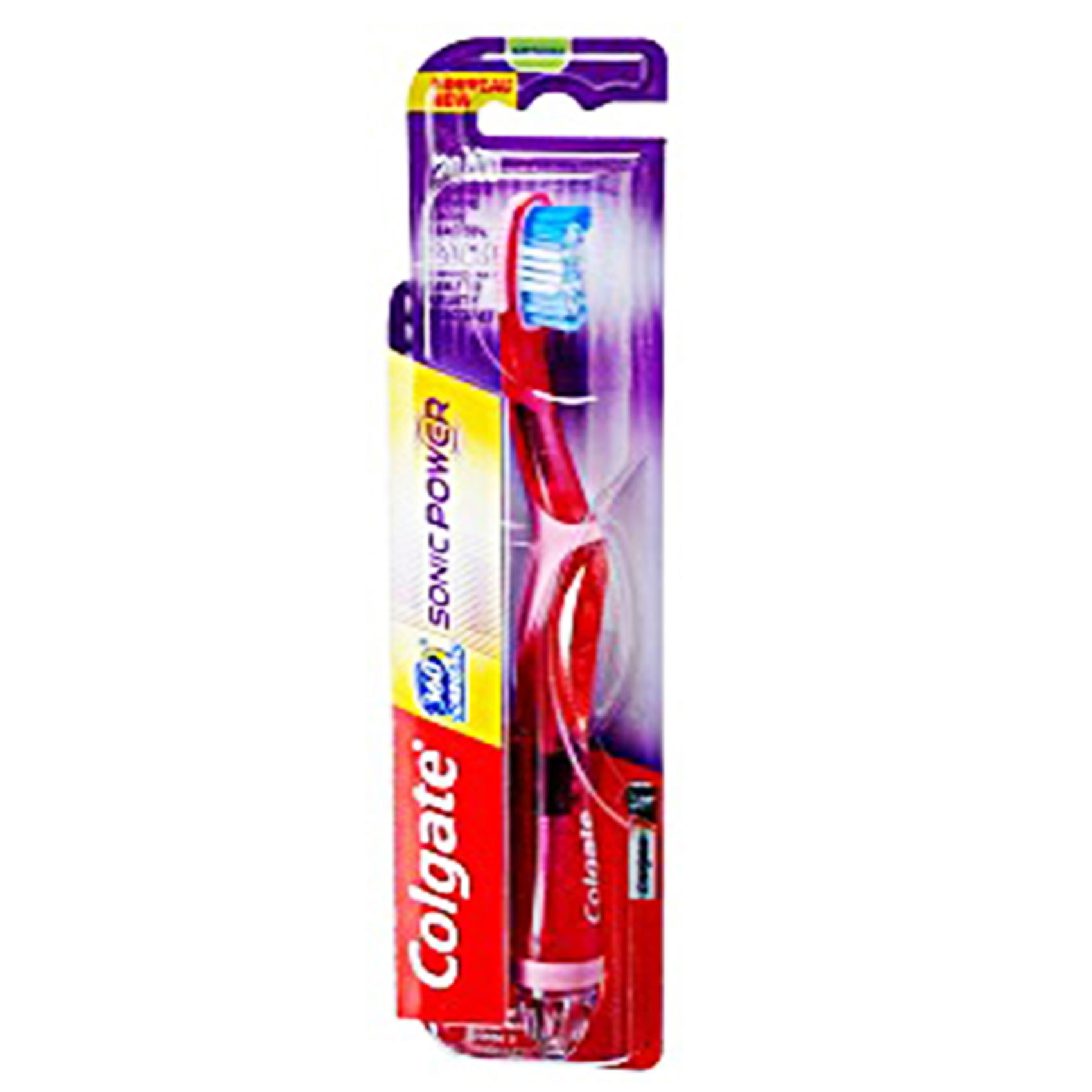 COLGATE 360 SURROUND SONIC TB MED