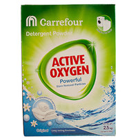 Carrefour Detergent Powder Front & Top Load Original 2.5kg