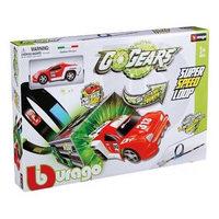 Burago Go Gear High Super Speed Loop & Car