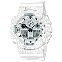 Casio G-Shock Men's Analog/Digital Watch GA-100CG-2A