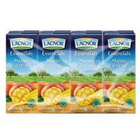Lacnor Essentials Mango Fruit Drink 180mlx8