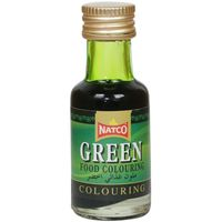 Natco Green Food Colouring 28ml
