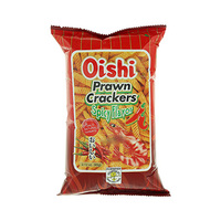 Oishi Prawn Crackers Spicy Flavor 60GR