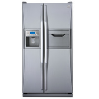 Daewoo 412 Liters Side by Side Fridge SBS FRS-2411