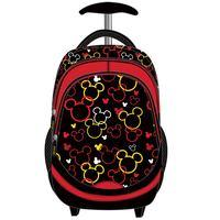 """Mickey Adult - Trolley Bag 18"""" Bk"""