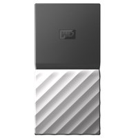 WD SSD 256GB My Passport Silver Worldwide