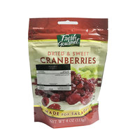 Fresh Gourmet Dried & Sweet Cranberries 99g