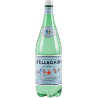 S.Pellegrino Carbonated Natural Mineral Water 1 L