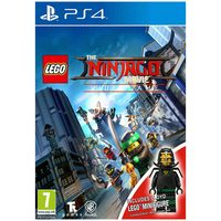 Sony PS4 LEGO The Ninjago Toy Edition