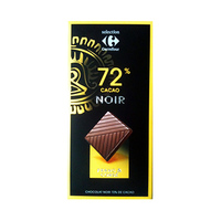 Carrefour Selection Dark chocolate 80GR