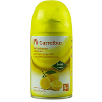 Carrefour Air Freshener Automatic Spray Refill Lemon 250ml