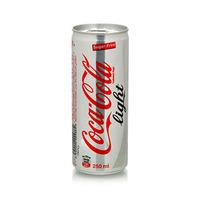 Coca-Cola Soft Drink Can Light 250ML