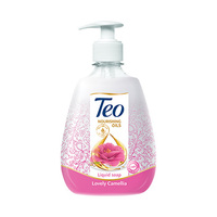 Teo Liquid Soap Lovely Camellia 900ML + 400ml Free