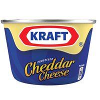 Kraft Cheddar Creamy Cheese Can 100g