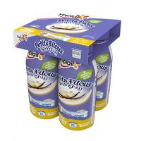 Yoplait Petit Filous Vanilla  Drinkable Yoghurt 100mlx4