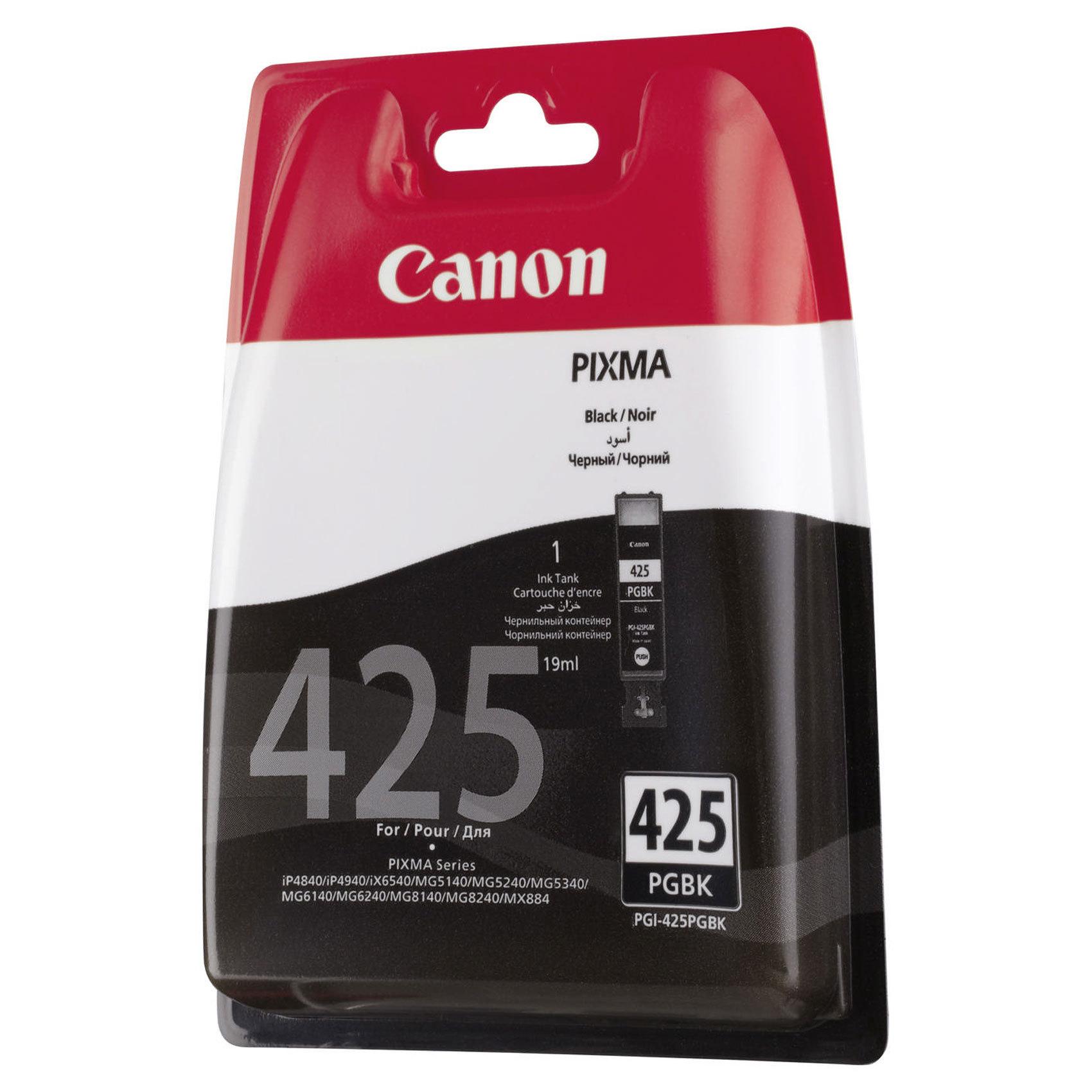 CANON CART PGI 425 BLACK