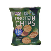 Novo Easy Protein Chips Sour Cream & Onion Flavour 30g