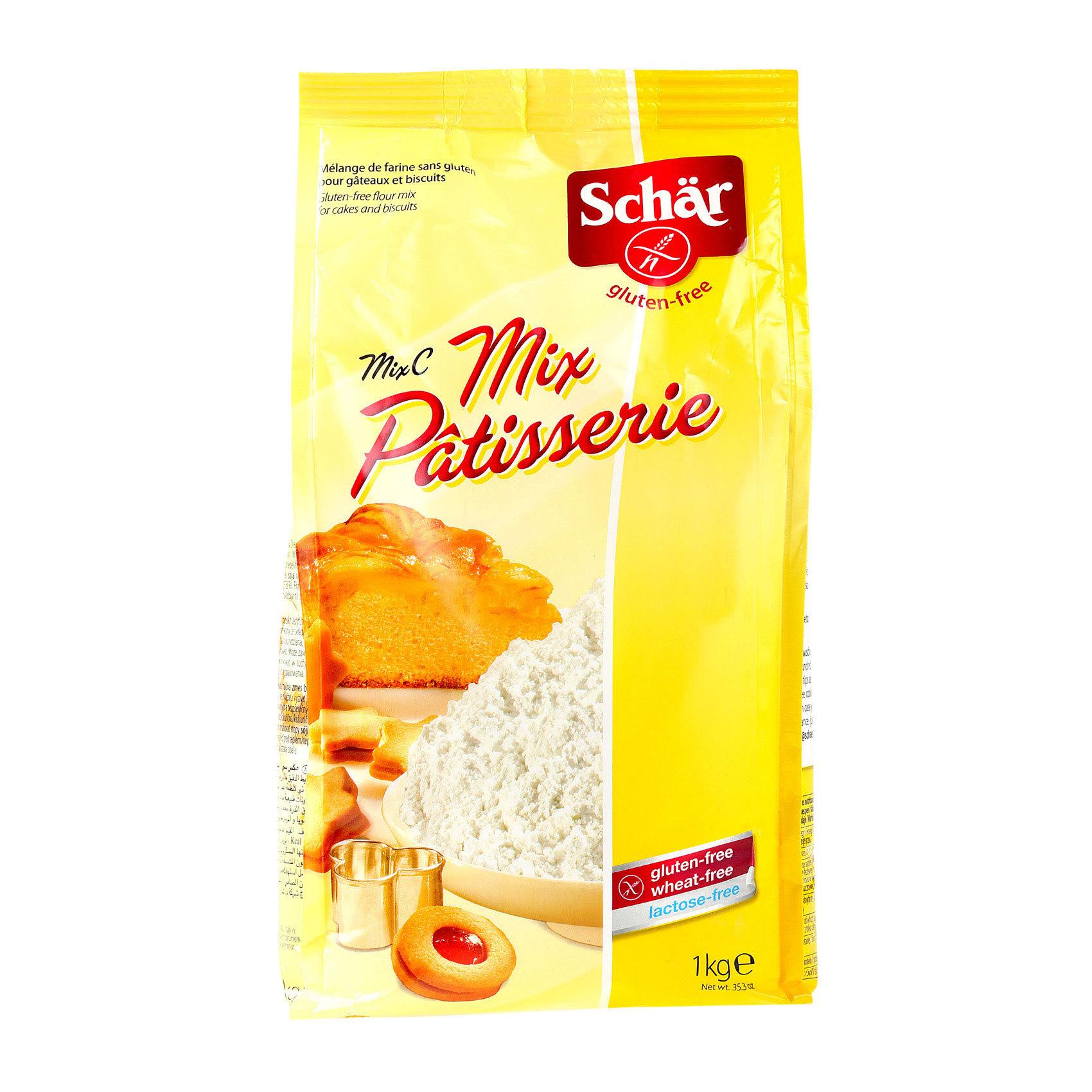 SCHAR GLUTEN F. CAKE MIX C 1 KG