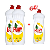 Fairy Lemon 1L x2 + 450ML Free