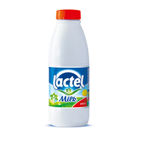 Lactel UHT Whole Milk 1L
