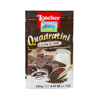 Loacker Wafer Milk & Cacao 125 GR