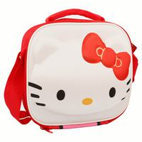 Stor 3D Insulated Bag Hello Kitty