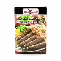 Al kabeer mutton seekh kabab 8 pieces 230 g