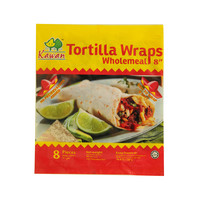Kawan Tortilla Wraps Wholemeal 360g