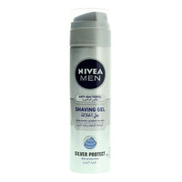 Nivea Men Anti-Bacterial Shaving Gel 200ml