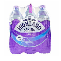 Highland Spring Water 1.5lx6