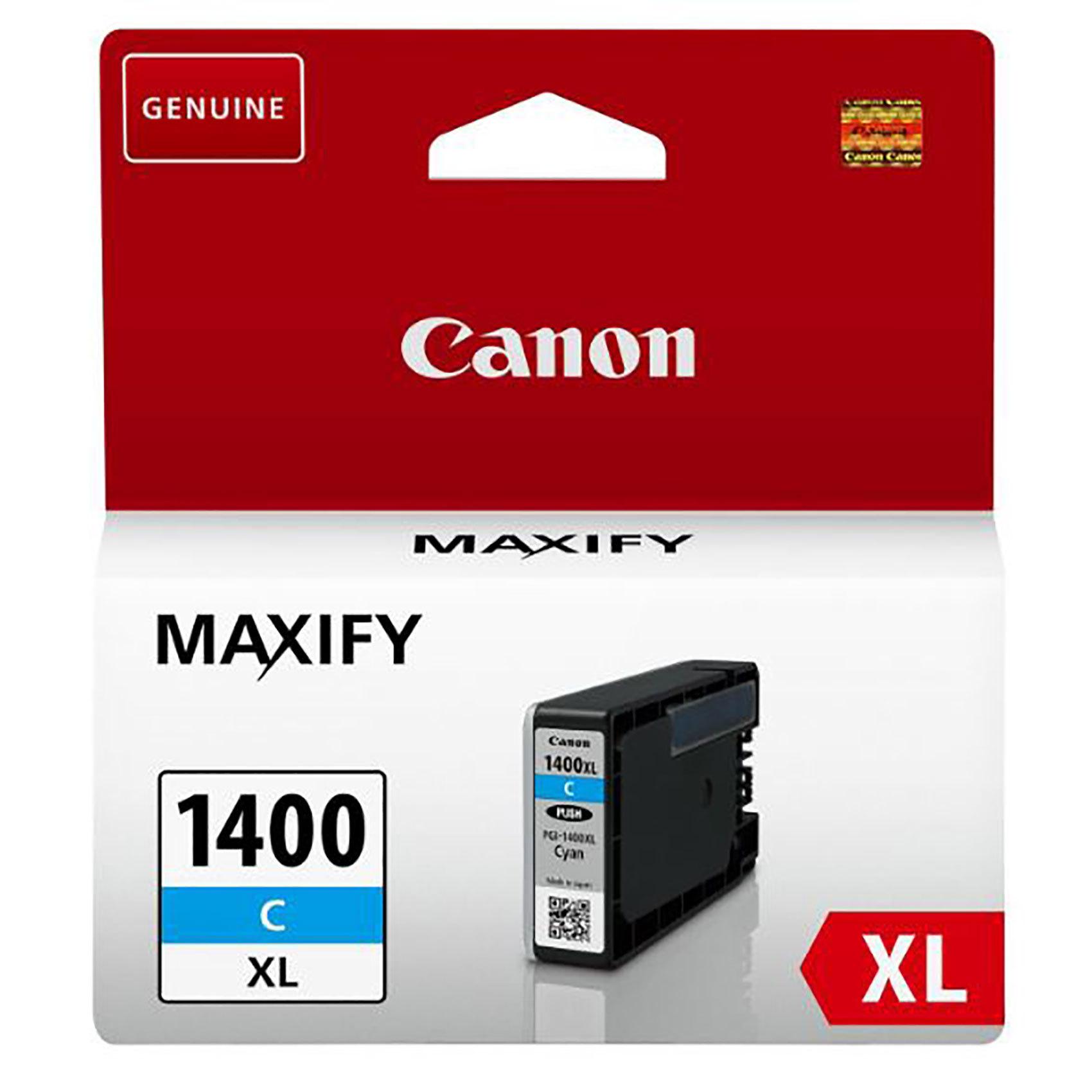 CANON CART PGI-1400XL CYAN
