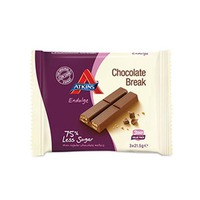 Atkins Chocolate Break 75% Less Sugar 65GR