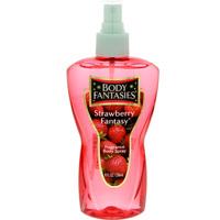 Body Fantasies Strawberry Fantasy Body Spray 236ml