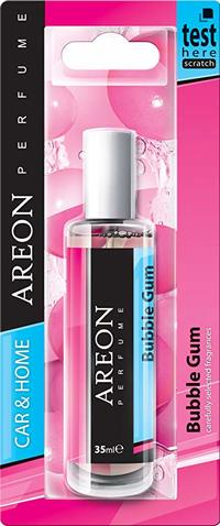 Areon Air Freshener Bubble Gum Perfume 35 Ml