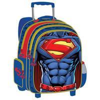 "Super Man - Trolley Bag 18"" Be"