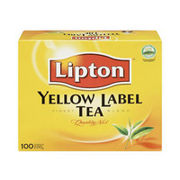 Lipton Yellow Label Black Tea Bags 100 Bags 2GR