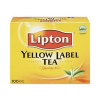 Lipton Yellow Label Black Tea Bags 100 Bags 2GR