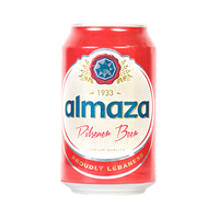 Almaza Beer Can 33CL