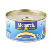 Monarch Tuna Albacore In Oil 185GR
