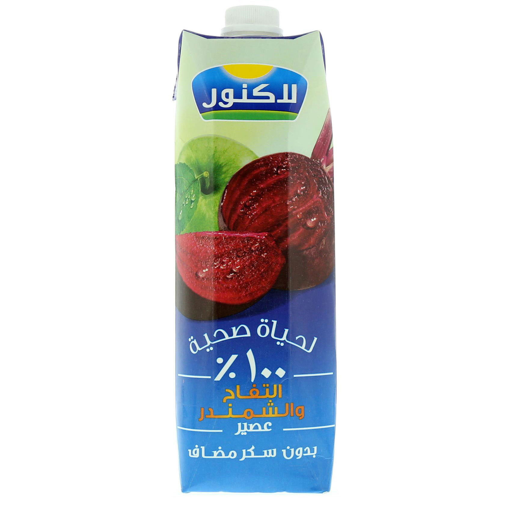 LACNOR H/LIVING APPLE BEETROOT 1L