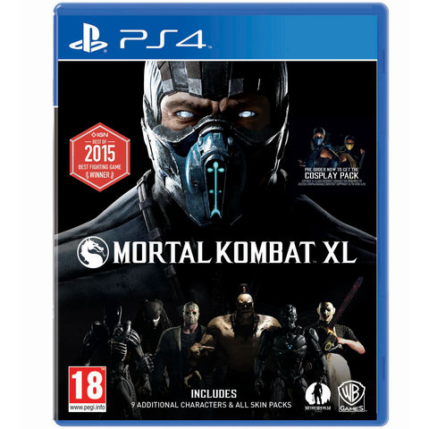 Sony-PS4-Mortal-Kombat-X