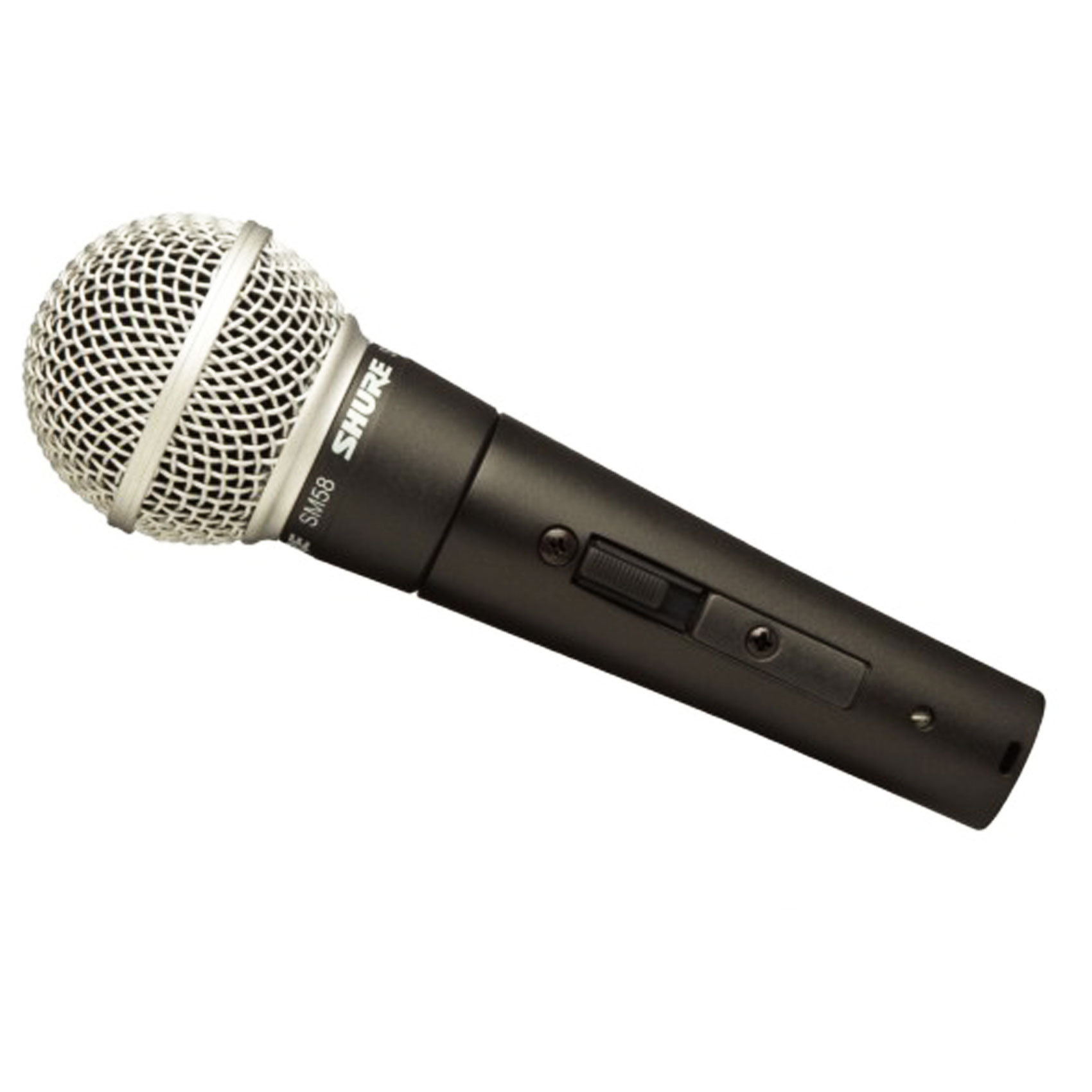 SHURE MIC DYNAMIC SM58-SWITCH
