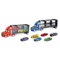 Hot wheels Truck Carriyng Playset