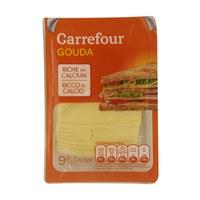 Carrefour Gouda Slices 200g