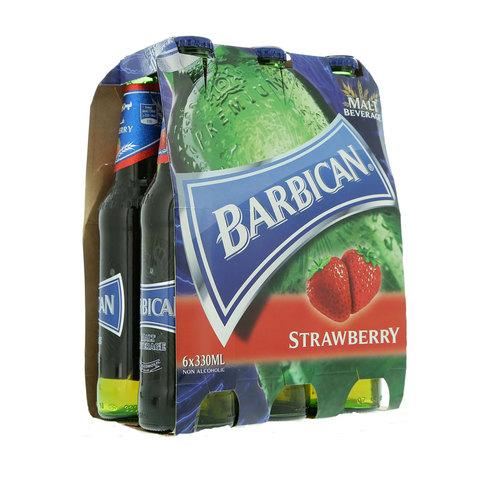 Barbican-Strawberry-Non-Alcoholic-Malt-Beverage-330mlx6