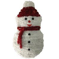Christmas Pet Snowman 20Cm