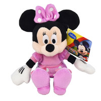 Disney Plush Mickey & Friends Minnie 8 ""