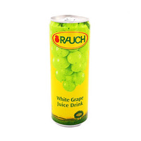 Rauch white Grape Juice Tin 355ML