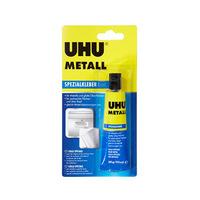UHU Glue Metal To Metal Adhesive 30G Black